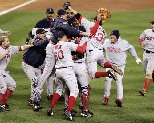 Greatest Sports Team of All Time